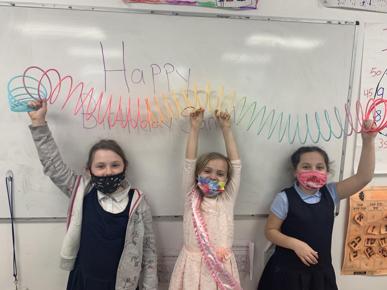 2nd-Grade-Sarits-Birthday-