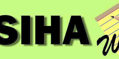 SIHA Weekly for February 5, 2021