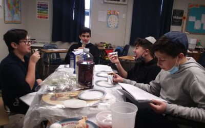 SIHA Newsletter: Special Passover Edition!